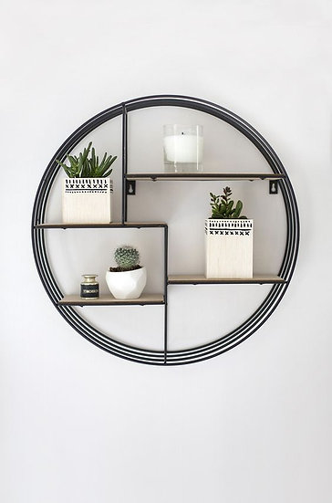 Librero de Pared  Aros.