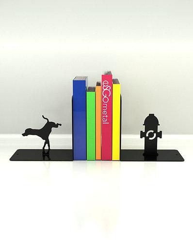 Sujeta Libros Perro & Hidrante