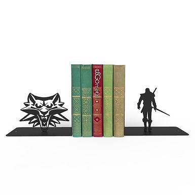 Sujeta libros The Witcher