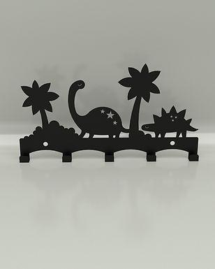 Perchero / Colgador Dinosaurios