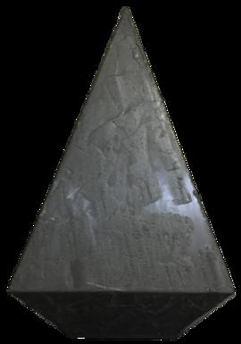 Large Metal Obelisk  Mod. Obel1002