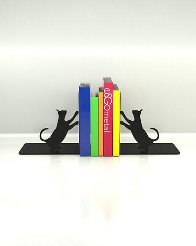 Sujeta Libros Gatos