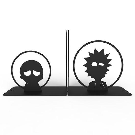 Sujeta Libros Rick and Morty