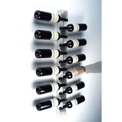 Cava para 12 Botellas de Vino en Acero Inox.