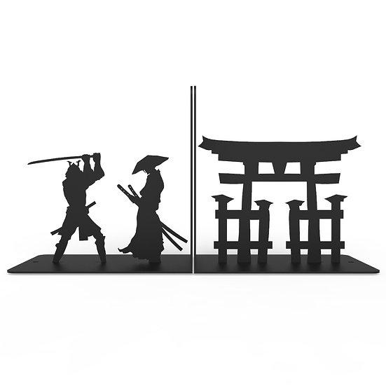 Sujeta Libros Samurai