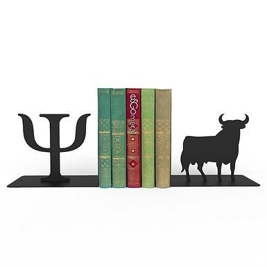 Sujeta Libros Toro y Psique