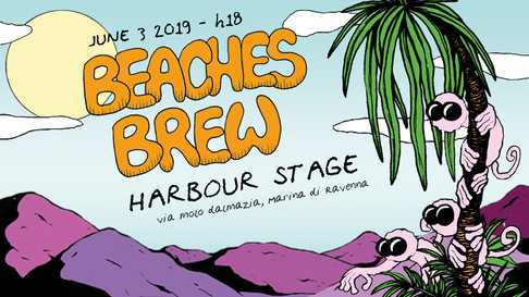 Beaches Brew Harbour Stage