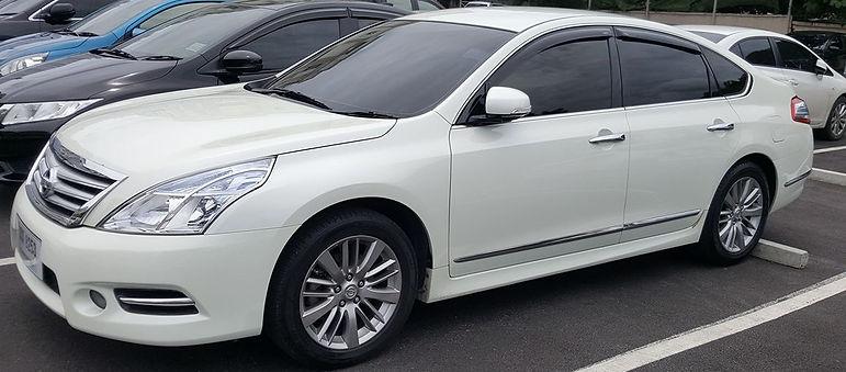Nissan Teana 2.0 Sport Series J32