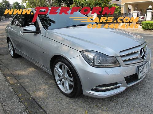 Benz C250 CDI 2014