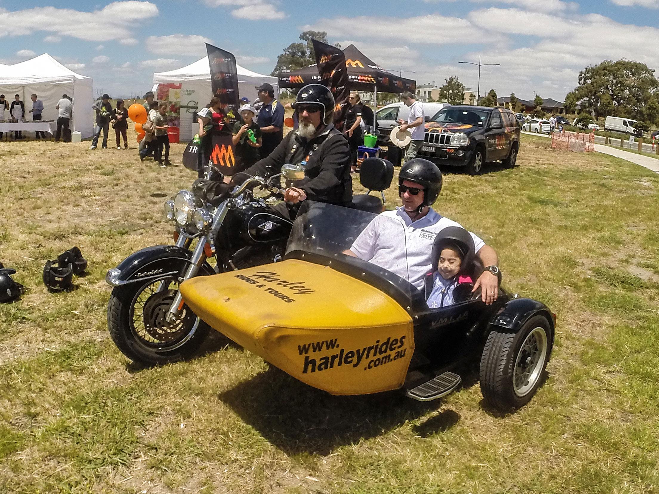 Harley Davidson Sidecar