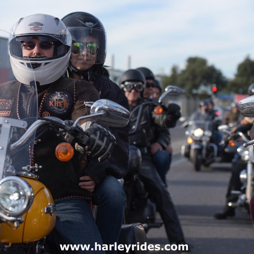 HarleyDavidsonGroupRide (10)
