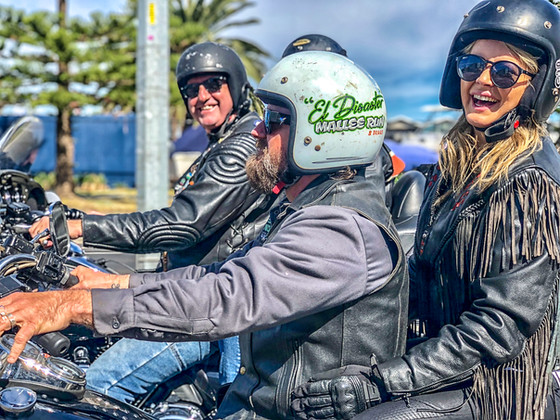 My Role in Why People Ride Harley Davidsons