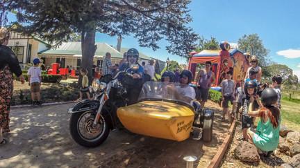 Sidecar Rides