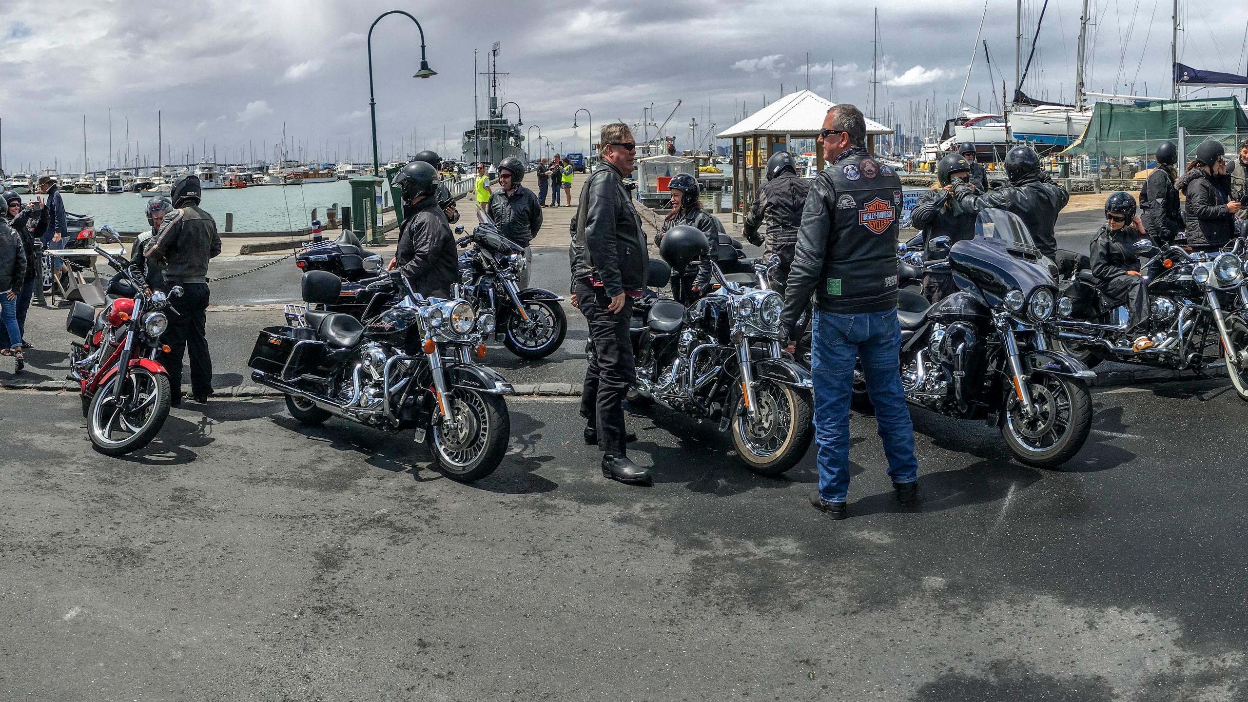 Incentive Reward Harley Davidson Rid