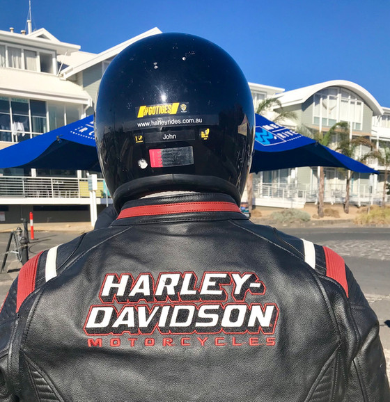 Things You Never Knew You Could do with a Harley Davidson