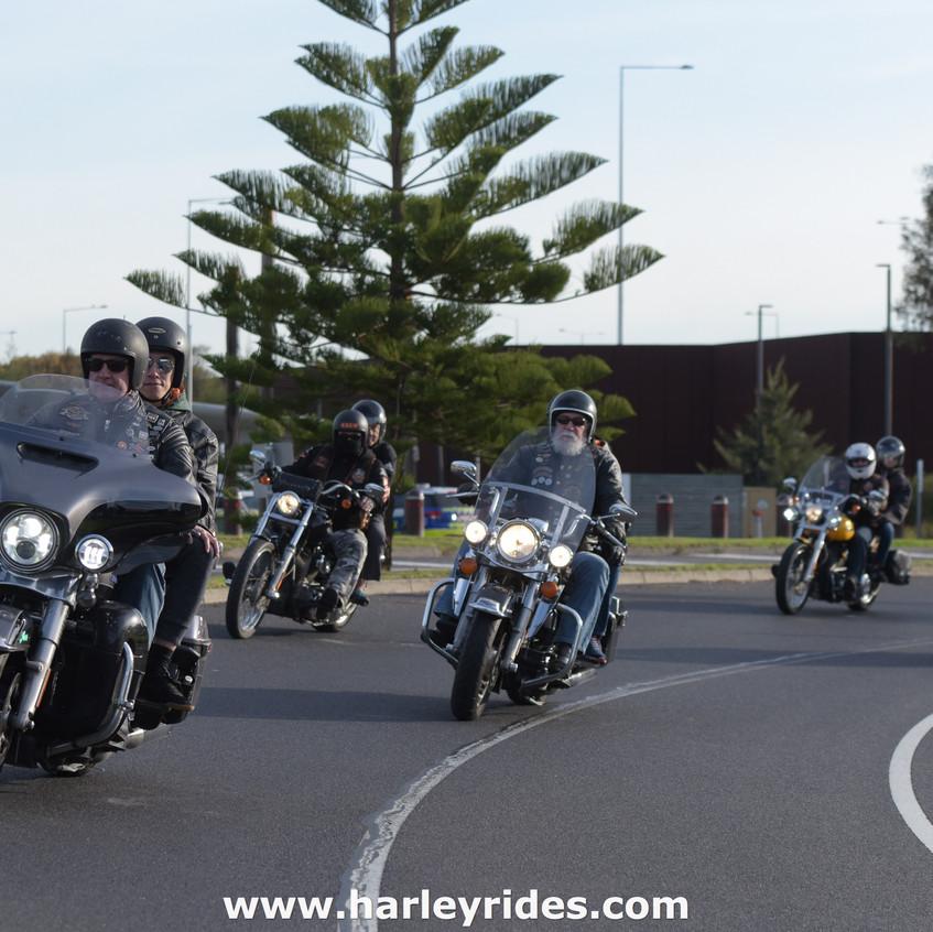 HarleyDavidsonGroupRide (2)