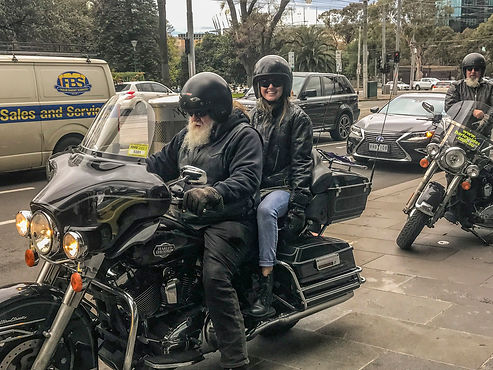 Give some the gift of a Harley Ride motorcycle experience