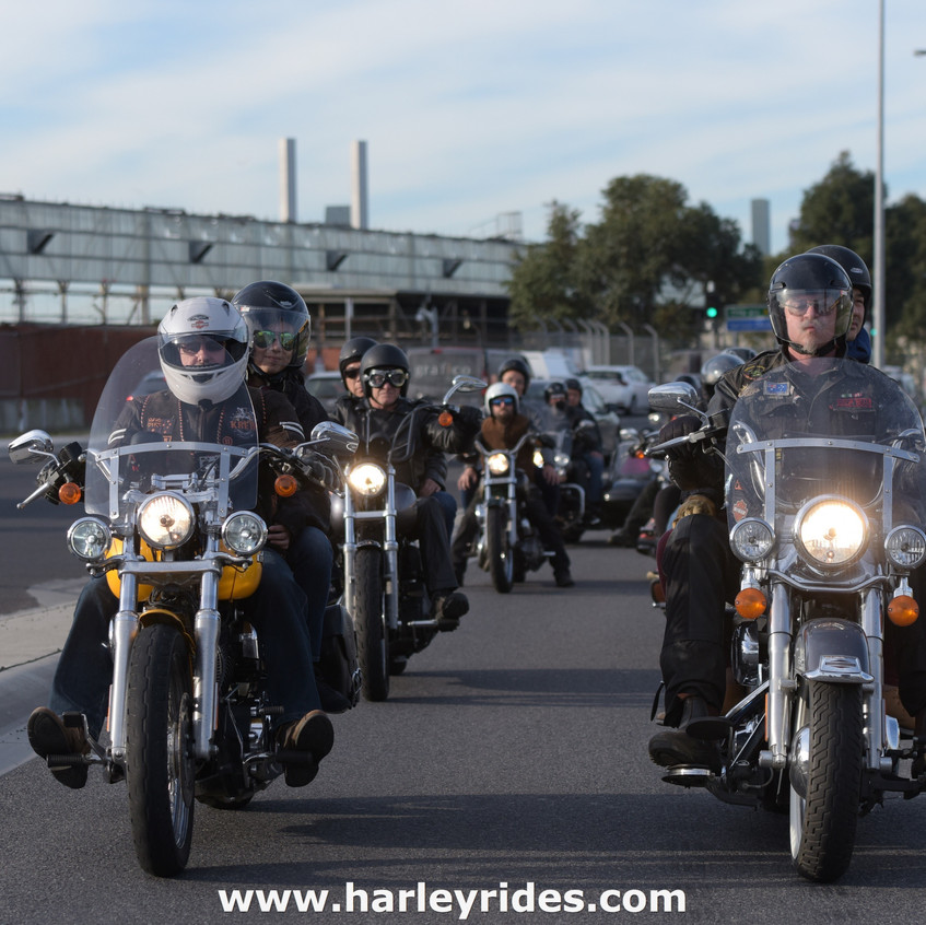 HarleyDavidsonGroupRide (9)