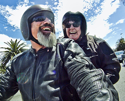 Bucket List Harley Ride
