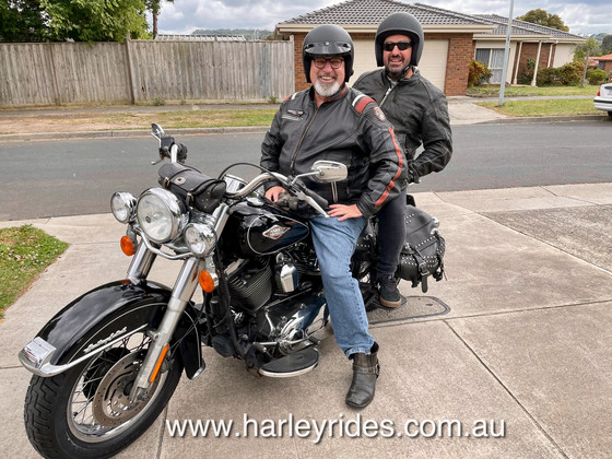 Harley Rides Emerges from Covid-19 Lockdown