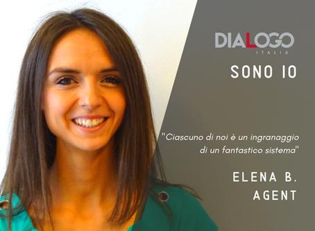 DIALOGO Sono Io - Elena B. - Agent