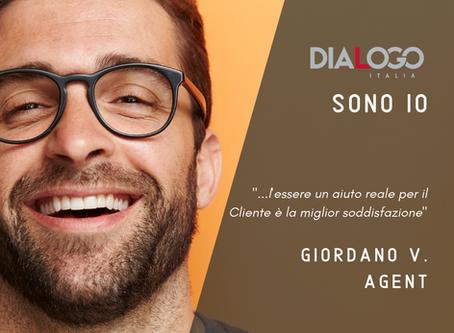 DIALOGO Sono Io - Giordano V. - Agent