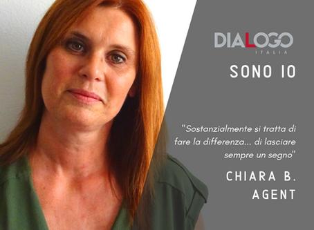 DIALOGO Sono Io - Chiara B. - Agent