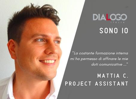 DIALOGO Sono Io - Mattia C. - Project Assistant