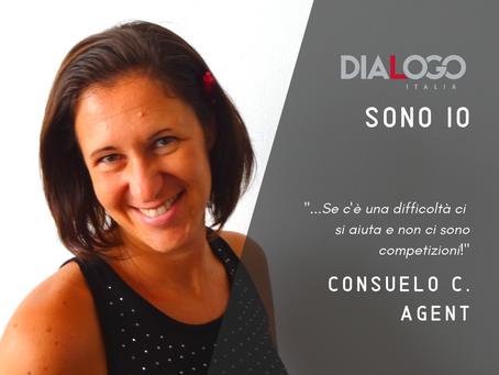 DIALOGO Sono Io - Consuelo C. - Agent