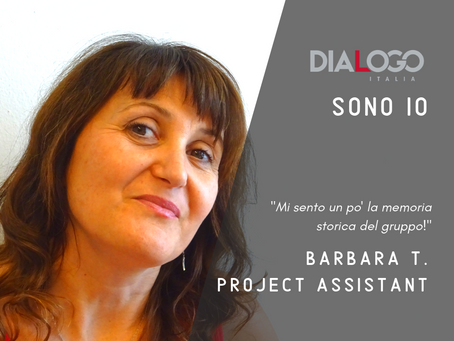 DIALOGO Sono Io - Barbara T. - Project Assistant