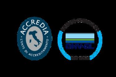 ISO Accredia Logo Certificazione 2020.pn
