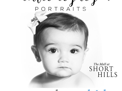 Little Legacy Pop-Up Store in Pottery Barn Kids at the Short Hills Mall on Sunday October 7th, 2018!