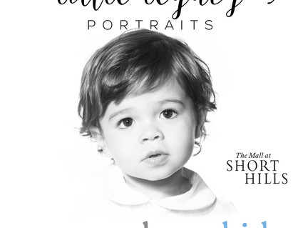 Little Legacy Pop-Up Store in Pottery Barn Kids at Short Hills Mall on Sat & Sun March 10 &