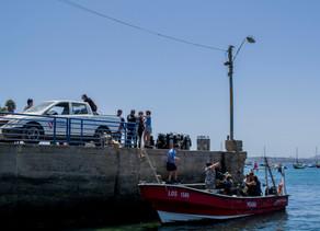 El desafío del buceo como turismo de intereses especiales en Chile.