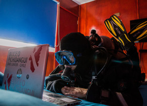 El rol de los profesionales de buceo en la era de la transformación digital