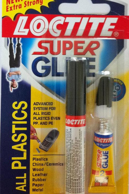 Loctite All Plastics