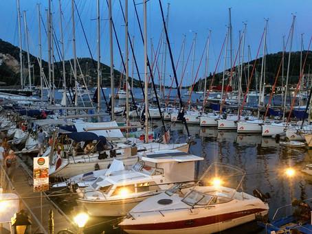 JURNALUL UNUI SKIPPER - 7 zile vacanta pe yacht in Insulele Ionice - Ultima zi