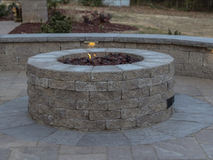Outdoor Fireplace Pittsylvania County VA