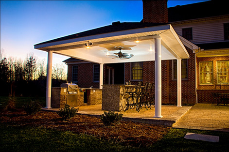 Outdoor Lighting Caswell, Granville, Person, Vance County NC