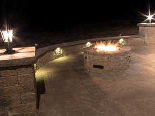 Outdoor Fireplace Mecklenburg County VA