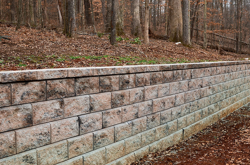 Retaining Walls Halifax, Mecklenburg, Pittsylvania County VA - Retaining Walls Caswell, Granville, Person, Vance County NC