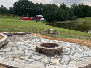 Outdoor Fireplace Caswell County NC