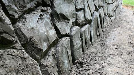 Carved Concrete →
