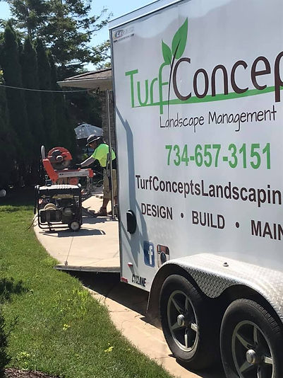 Careers | Landscaping Jobs Flat Rock, Livonia, Canton MI | Turf Concepts Landscape Management