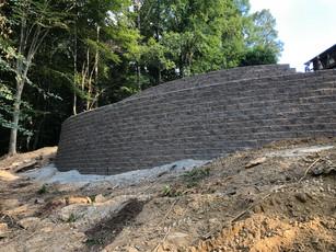 Retaining Walls Mecklenburg County VA -Retaining WallPittsylvania County VA