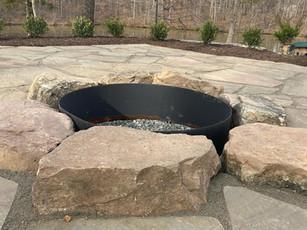 Outdoor Fireplace Halifax County VA