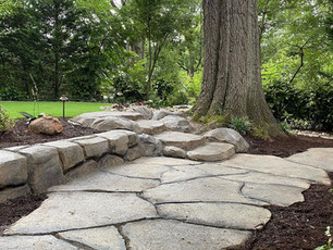 Carved Concrete Granville, Person, Vance County NC