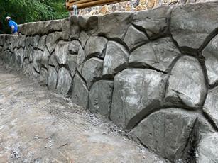 Carved Concrete Halifax, Mecklenburg, Pittsylvania County VA