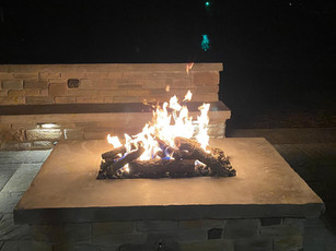 Outdoor Fireplace Granville County NC