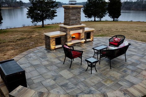 Outdoor Kitchens Halifax, Mecklenburg, Pittsylvania County VA - Outdoor Kitchens Caswell, Granville, Person, Vance County NC